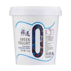 稀遇无糖酸奶脱脂健身希腊酸奶