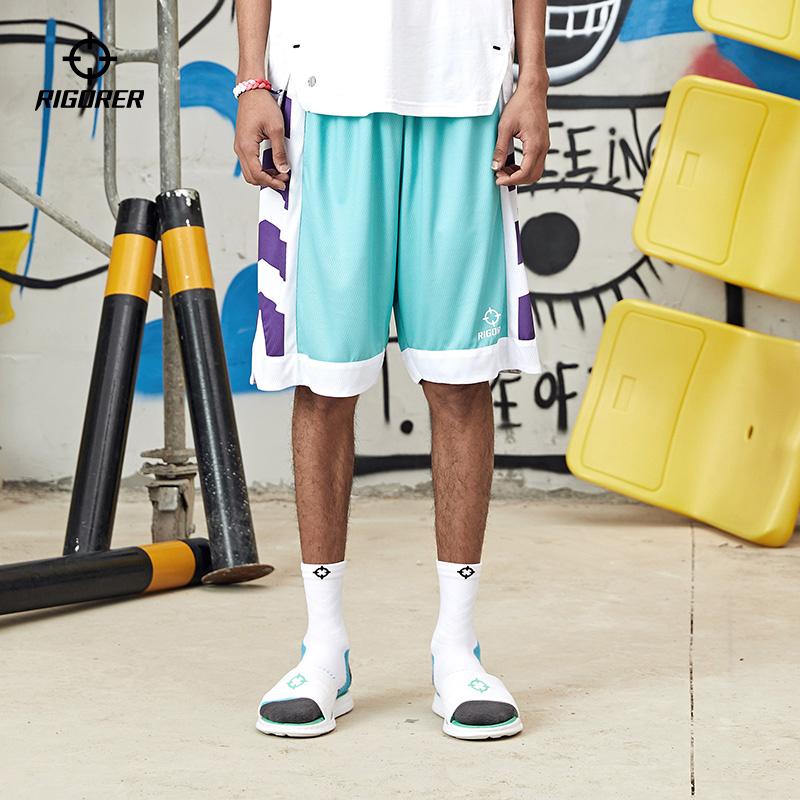准者篮球五分裤男女宽松大码篮球裤篮球跑步训练短裤运动休闲短裤