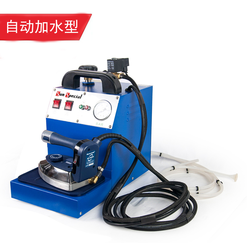 USD 366.17] Automatic water household industrial electric iron small ...
