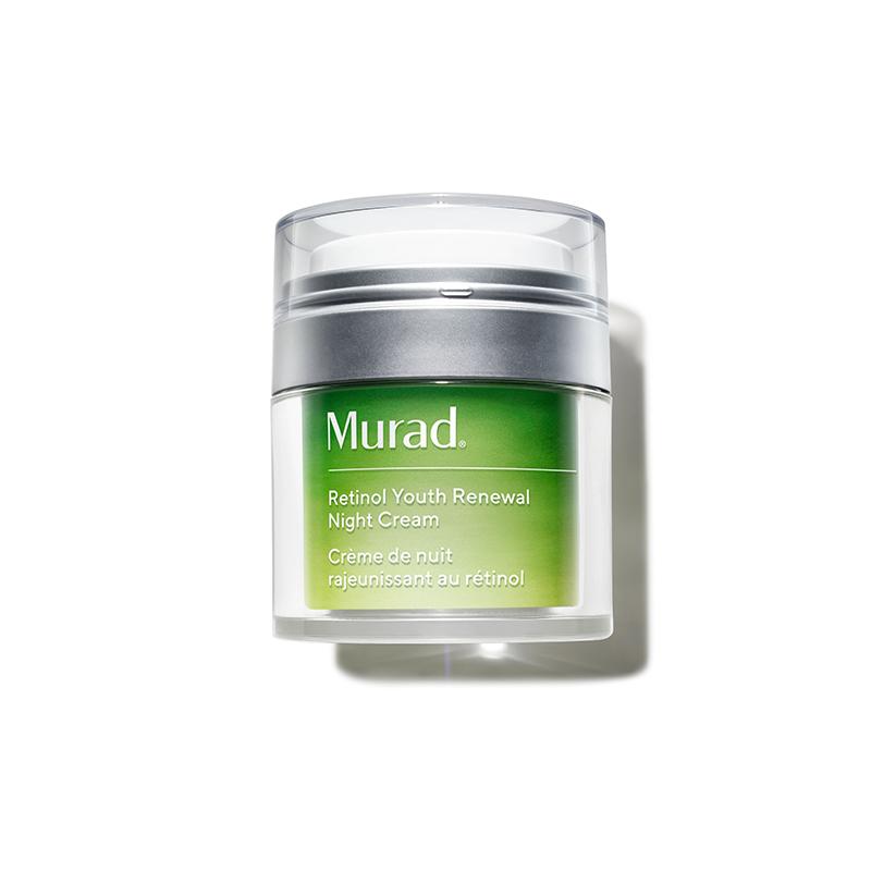 比传统A醇高250%修护力!Murad 慕拉 视黄醇青春再生紧致晚霜 50ml