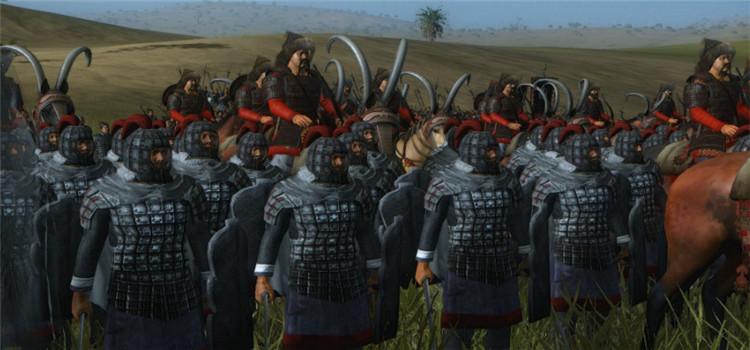 罗马2全面战争帝皇版大汉西征大秦入侵MOD帝国分裂全DLC+-iD游源网