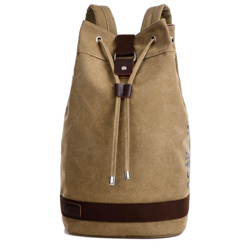 休闲双肩包男士商务背包学生书包男电脑包防水旅行包大容量时尚潮