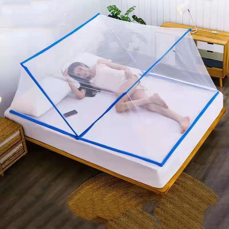 【全尺寸一个价】抖音爆款折叠蚊帐