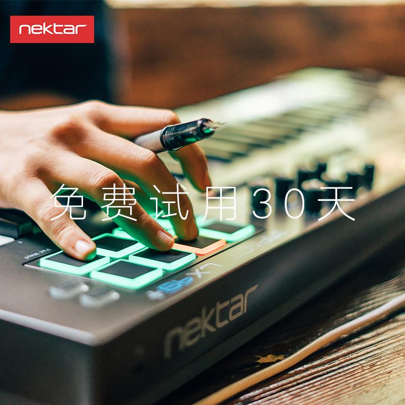Nektar MIDI-клавиатура профессиональный электрический музыкальный аранжировщик клавиатура контроллер клавиатуры LX 25 + 61 + 49 + 88 +