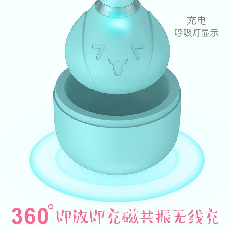 儿童电动牙刷3-6岁全自动软毛360度