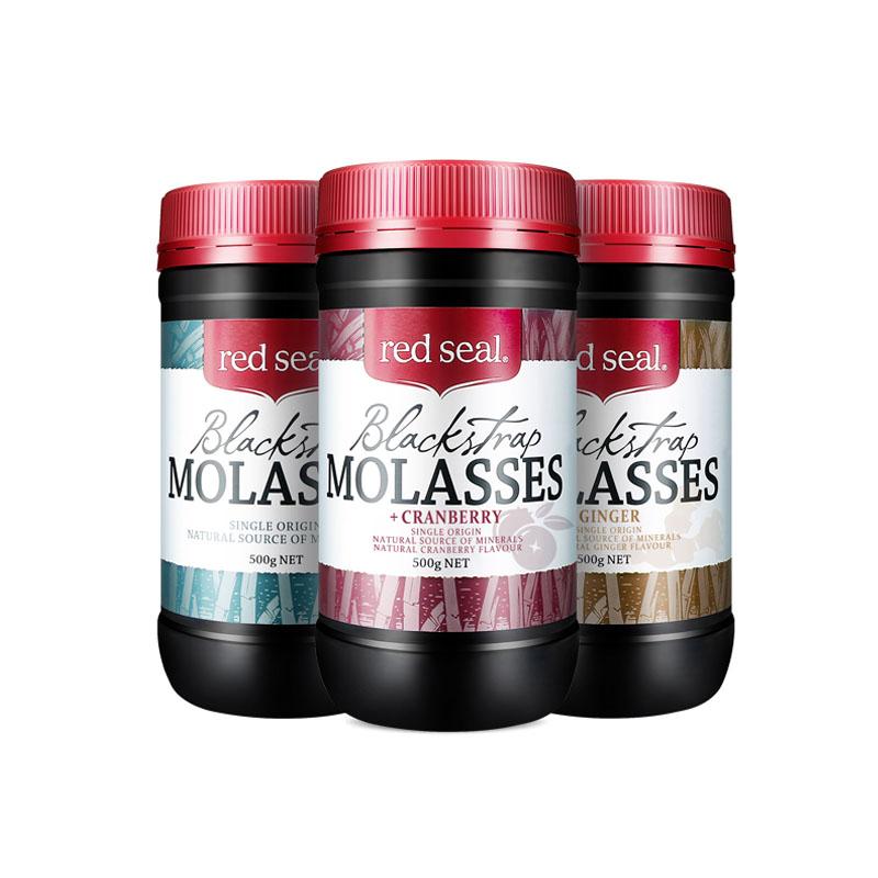 【2瓶任选】红印澳洲进口暖宫黑糖