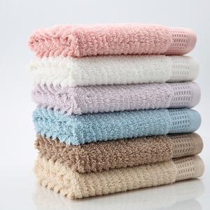 长绒棉礼品毛巾定制LOGO印字