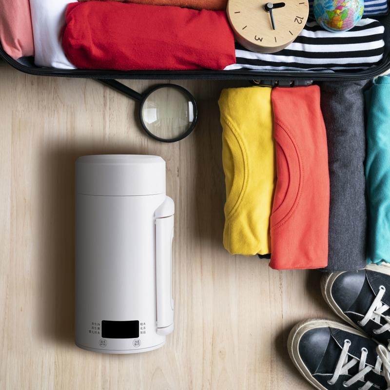 便携电热杯,外观时尚造型简约5