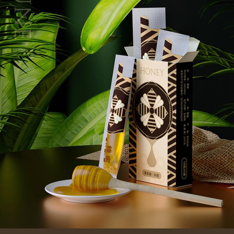 【原生态蜂蜜】蜜蜂公社森林蜜3盒