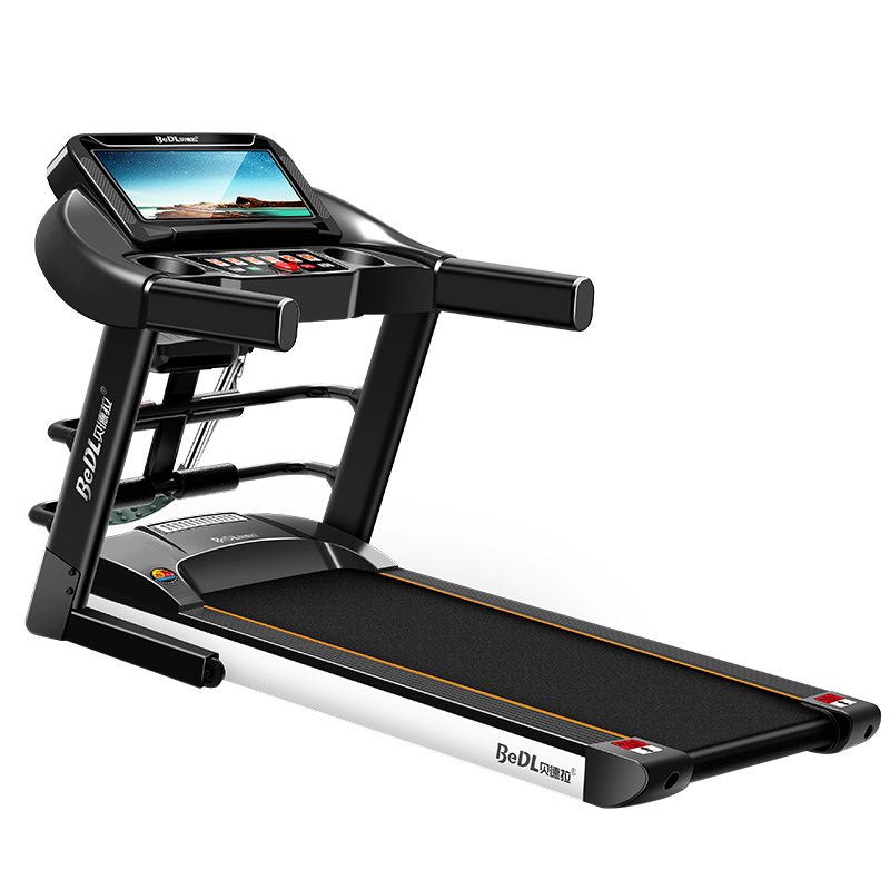 Vedra small folding treadmill home indoor electric models walking ultra-quiet multi-gym dedicated
