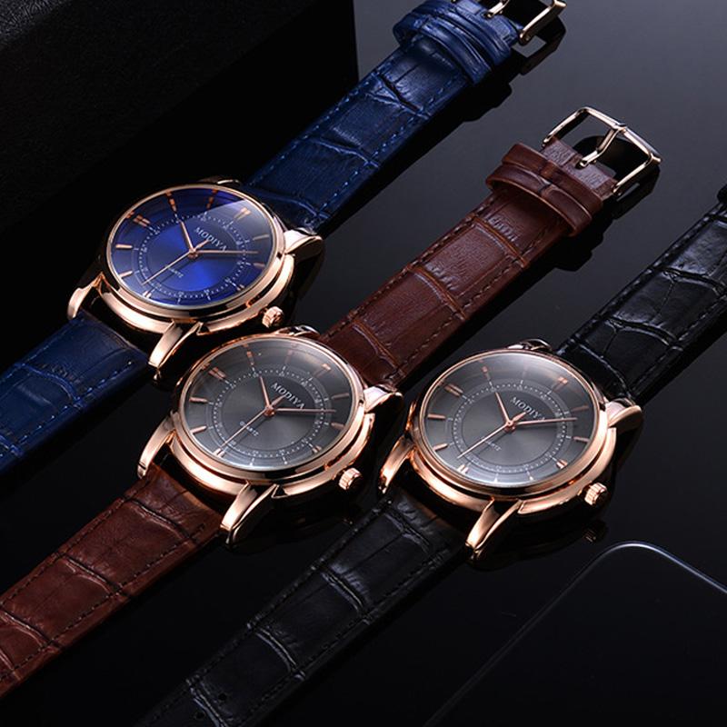 大牌同款手表男士学生韩版简约潮流石英表气质时尚休闲防水男表