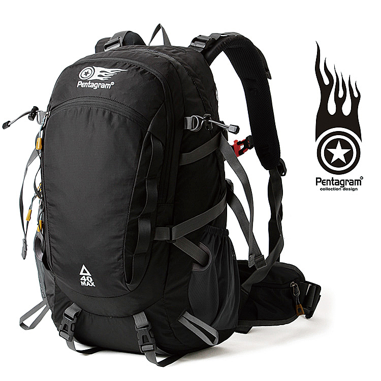 4e769340dd14 Discount Pentagram pentagram 40L sports bag riding bag mountaineering bag  Travel Backpack