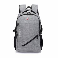 Trend youth men's computer backpack casual shoulder bag men's fashion travel outdoor light bag Korean version