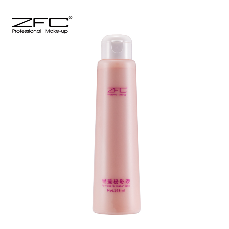ZFC charm Crystal Liquid Foundation full body concealer foundation cream body powder maquillage