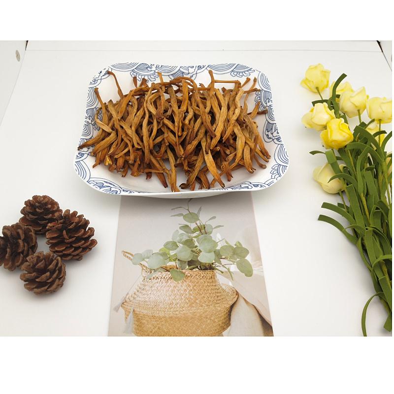 农小二黄花菜250g干货干黄花菜金针菜精品新鲜大同无硫非特级