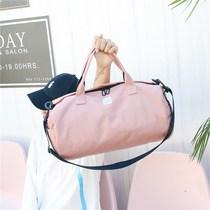 旅行包女手提韩版短途轻便个姓大容量旅游行旅衣服包小行李袋