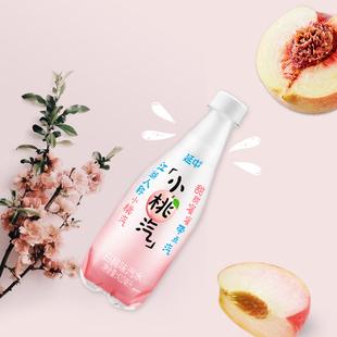 【延中】小桃汽410ml*12瓶/箱