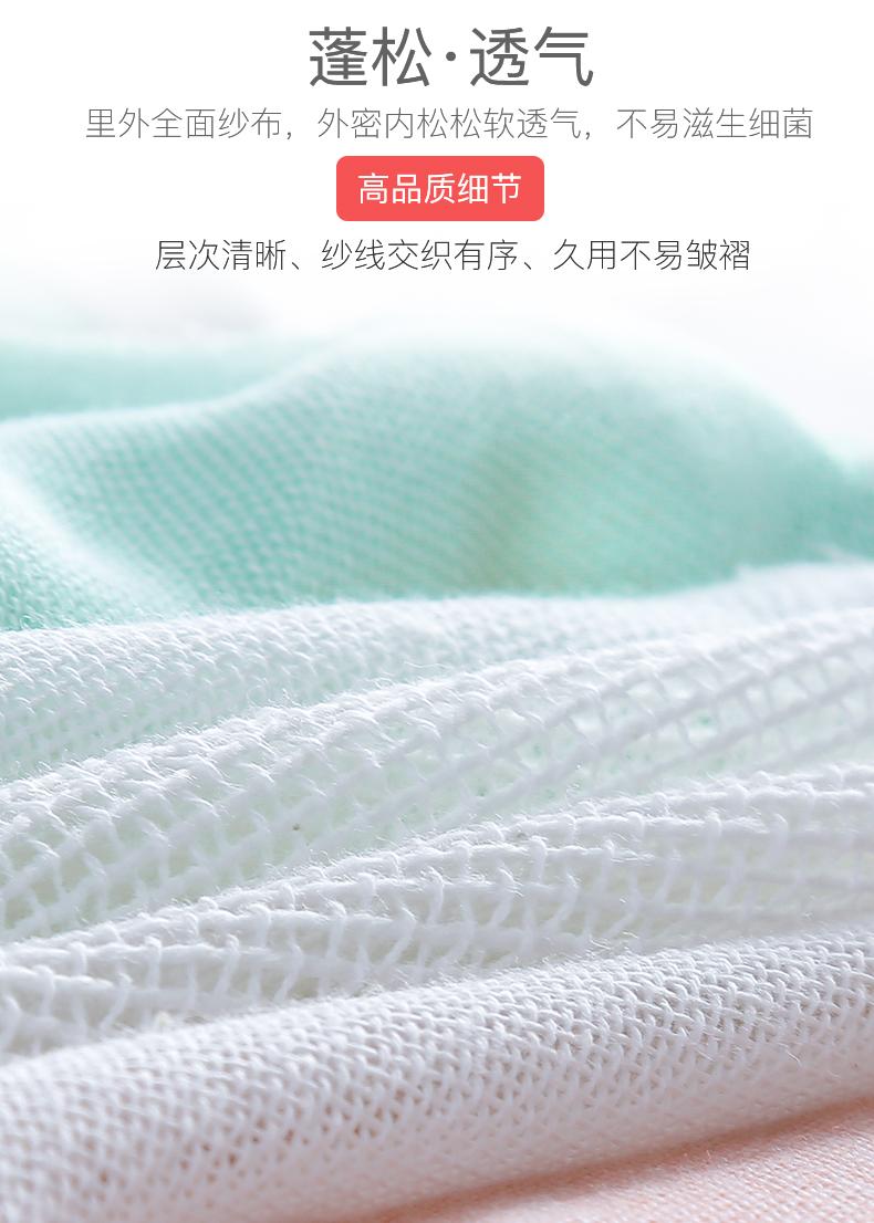 初生婴儿抱被产房包巾新生儿包被春秋纯棉纱布夏季薄款宝宝包裹被详细照片