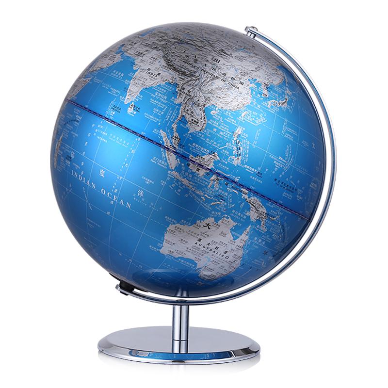 北欧家居装饰品床头柜地球仪摆件客厅办公室创意工艺品新年礼物男
