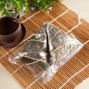 4只裝大粽蛋黃鮮肉粽子速食早餐