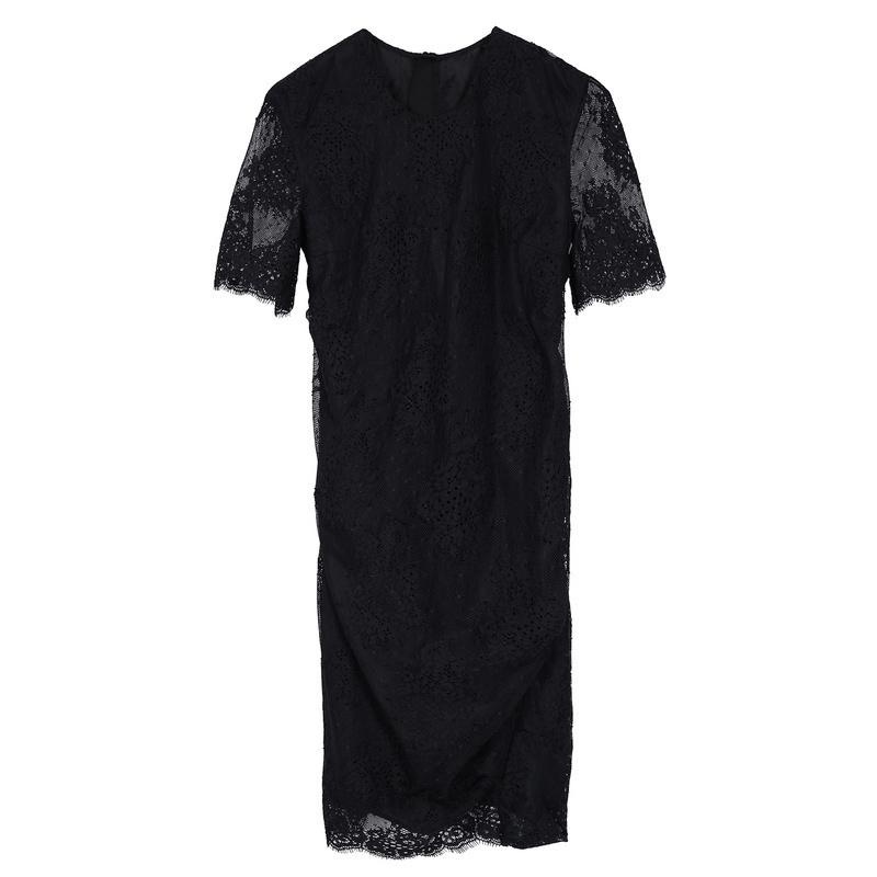 [Trung tâm mua sắm với đoạn] JNBY Giang Nam thường 2018 mùa hè mới thêu ren váy nữ 5I4500390