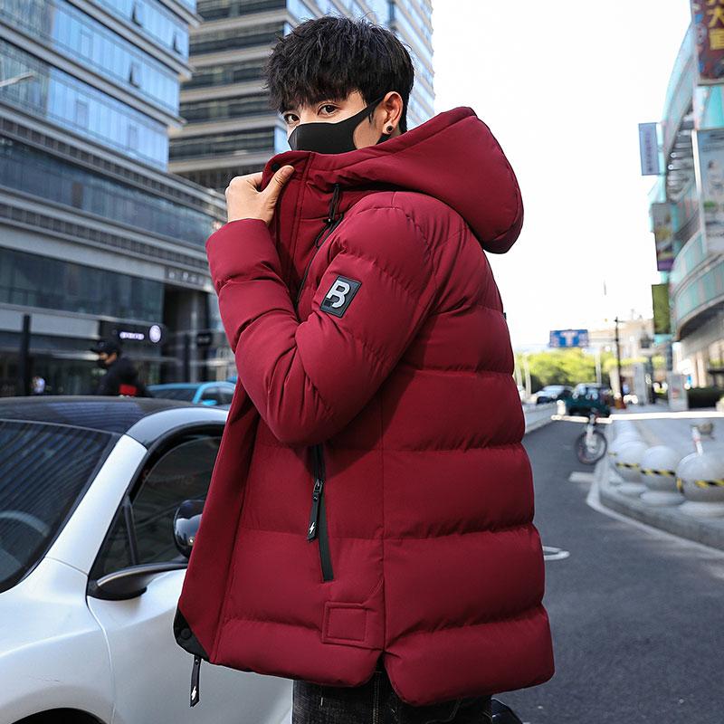 【初策旗舰店】新款羽绒棉服男士外套
