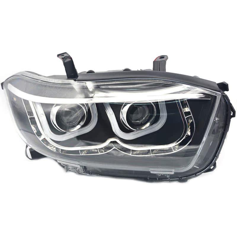 2008 Toyota Highlander For Sale >> For Toyota Highlander 2008-2010 Car U Shaped LED DRL HID ...