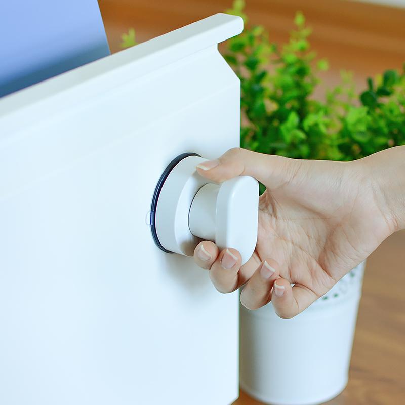 【 зазор 】 современный простой дверь обрабатывать шкаф гардероб стекло двери окно выдвижной ящик холодильник туалет крышка обрабатывать