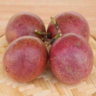 千果聚 广西百香果5斤大果现摘新鲜水果鸡蛋果特级白香果一级包邮