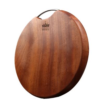 皇冠宝尔 进口乌檀木整木菜板33cm*2.5cm