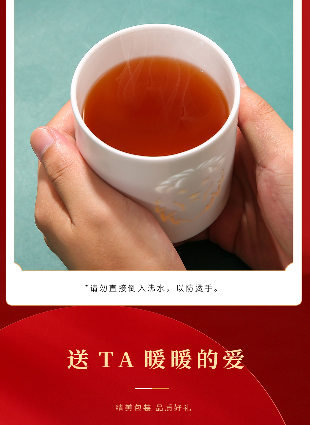 Jingdezhen flagship creative household contracted ceramic drinking coffee cup children express animal lovers mugs