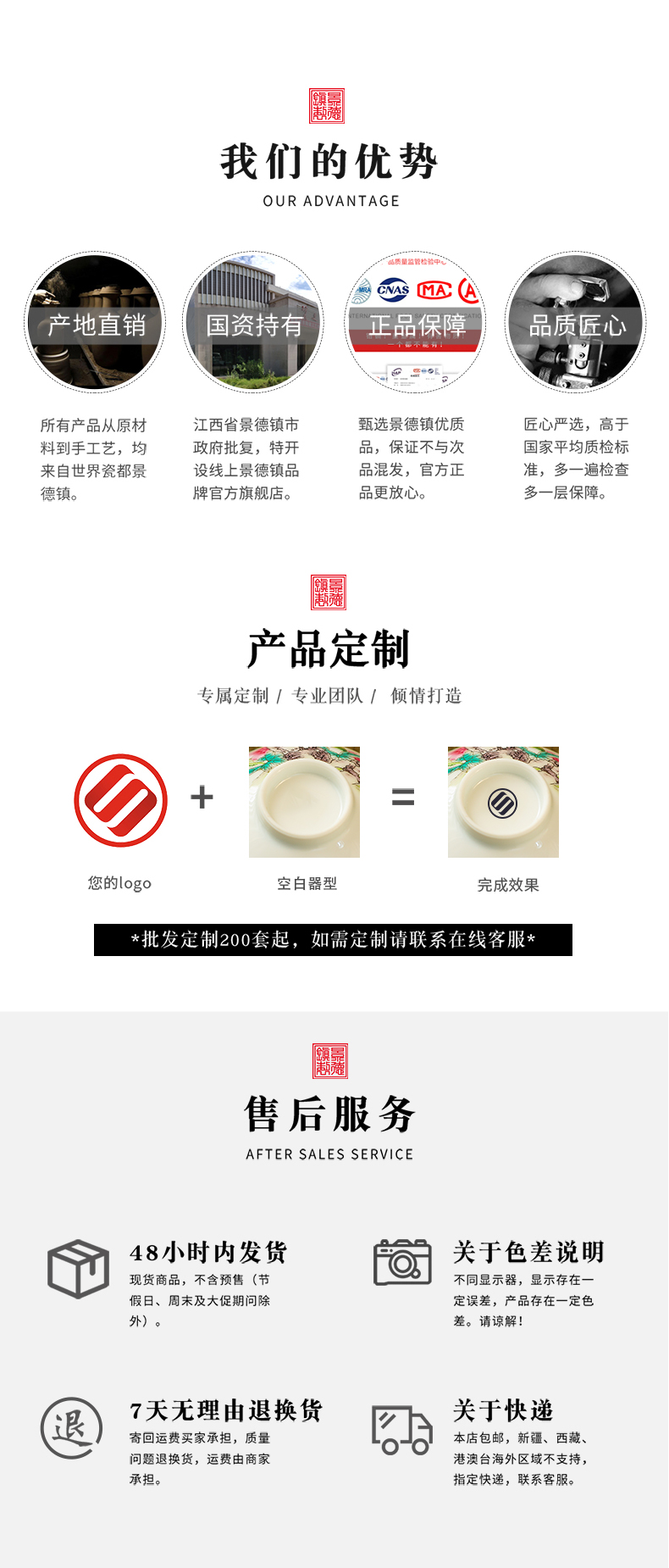 Jingdezhen blue flower is official flagship store ceramic masters cup with the personal special tea cups kung fu cup