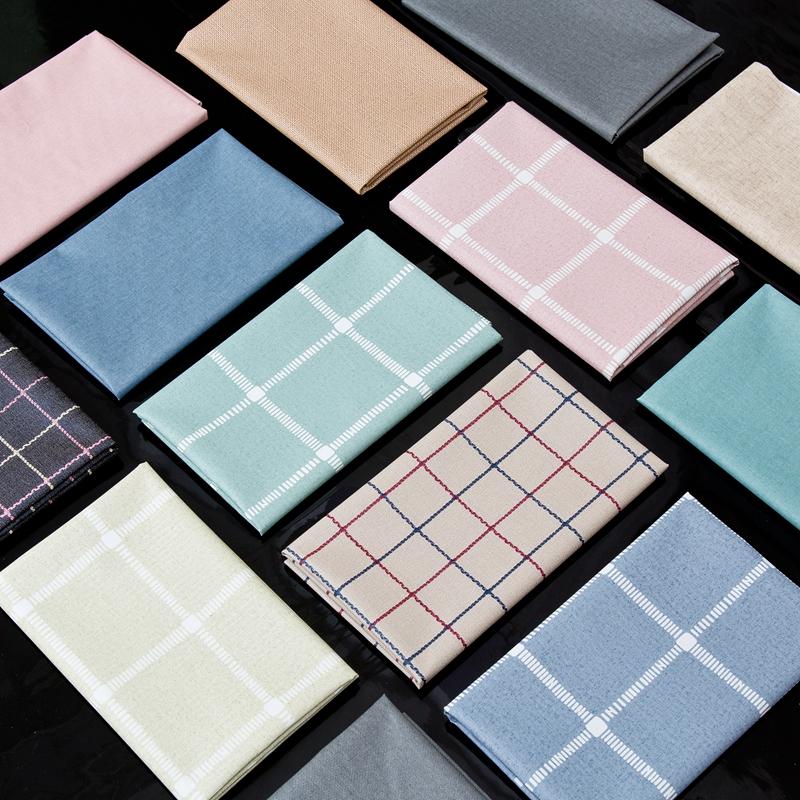 【竹月阁】网红小清新免洗桌布2条装