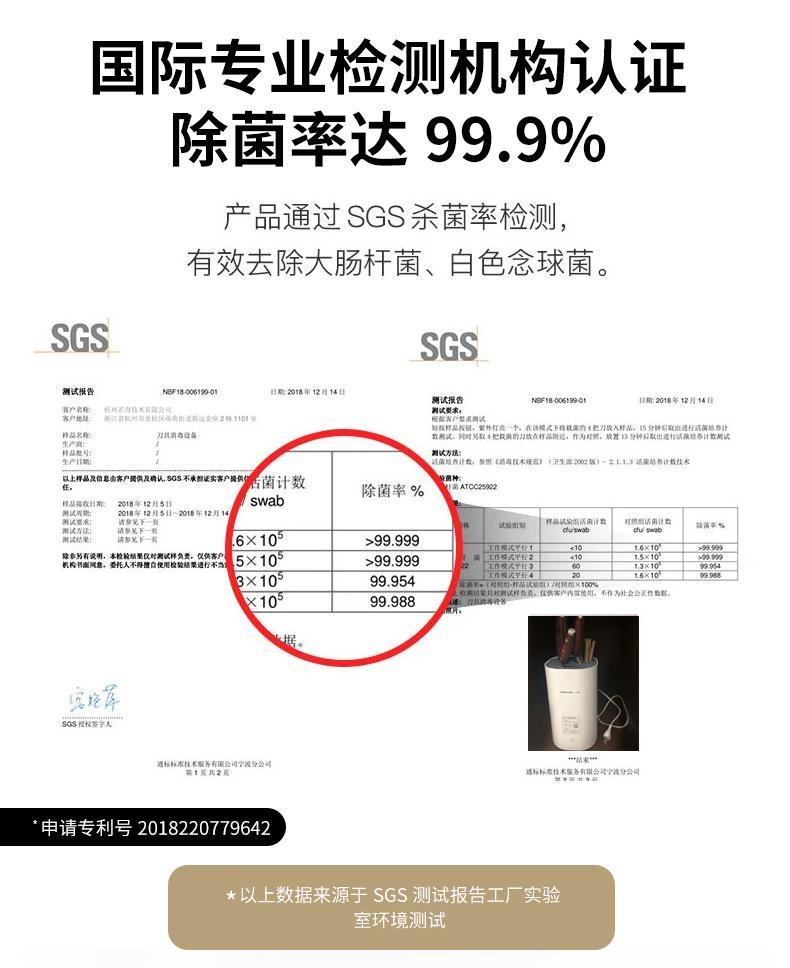新低!老板旗下高端品牌,筷子不发霉:火鸡 智能消毒烘干刀筷架 券后259元包邮顺丰到家(之前推荐299元) 买手党-买手聚集的地方