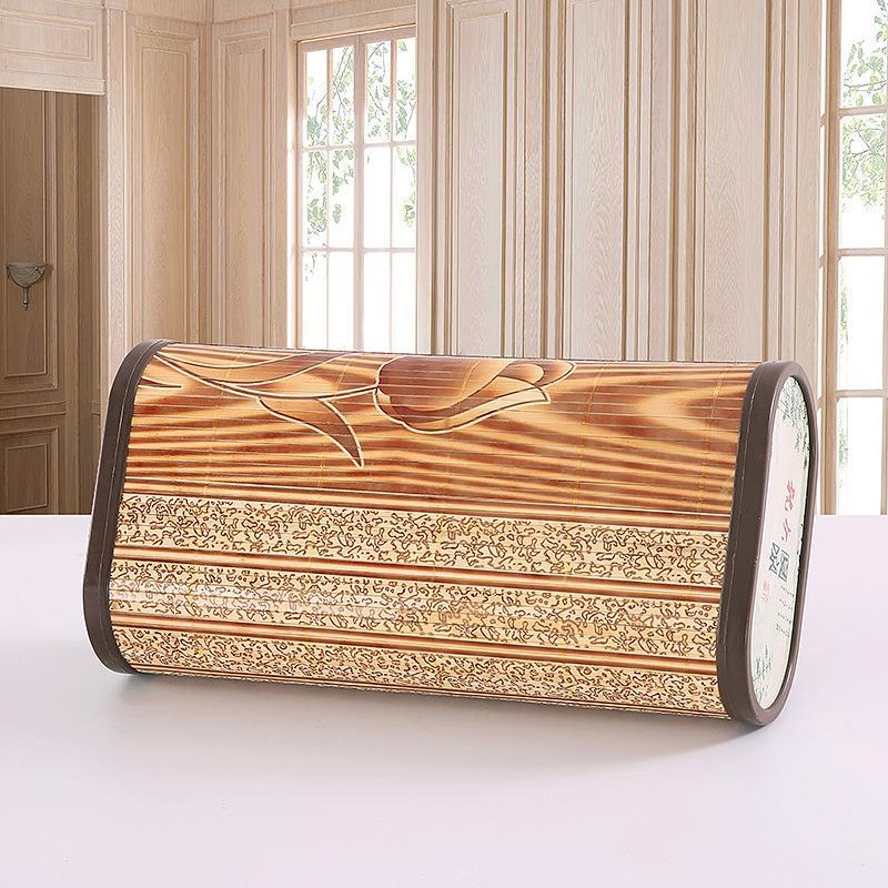 客厅一对枕头单人新款夏天a客厅夏季家用竹藤大人麻将家居男生凉枕