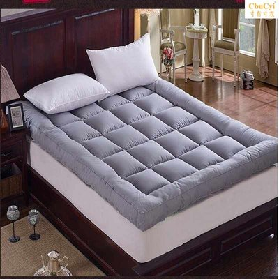 Comfortable hotel thick feather velvet mattress 1.8m2 meters double spring and autumn summer bedding mattress is super soft