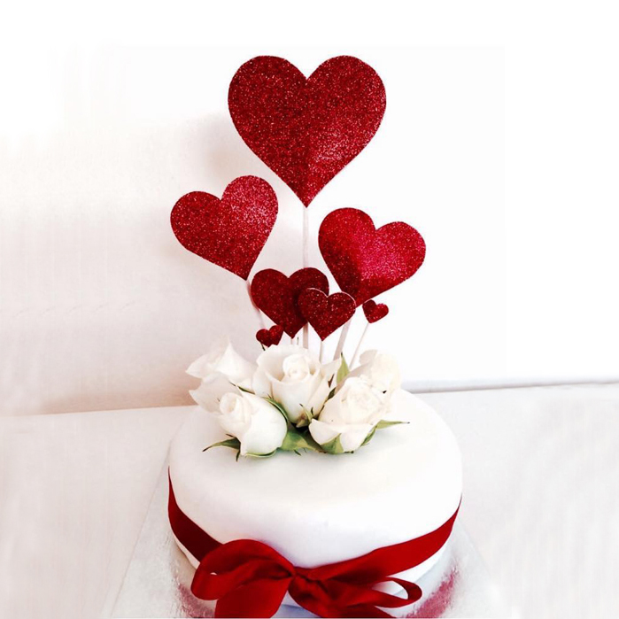 Excellent Love Card Inserting Suit Beautiful Creative Cake Decoration Card Funny Birthday Cards Online Elaedamsfinfo