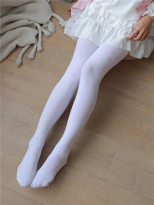 洛丽塔过膝袜子女春秋冬日系印花长筒大腿白色丝袜可爱萝莉连裤袜