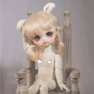 taobao agent GEM body 8 points BJD doll 2 generation double joint body without head GemOfDoll official original genuine