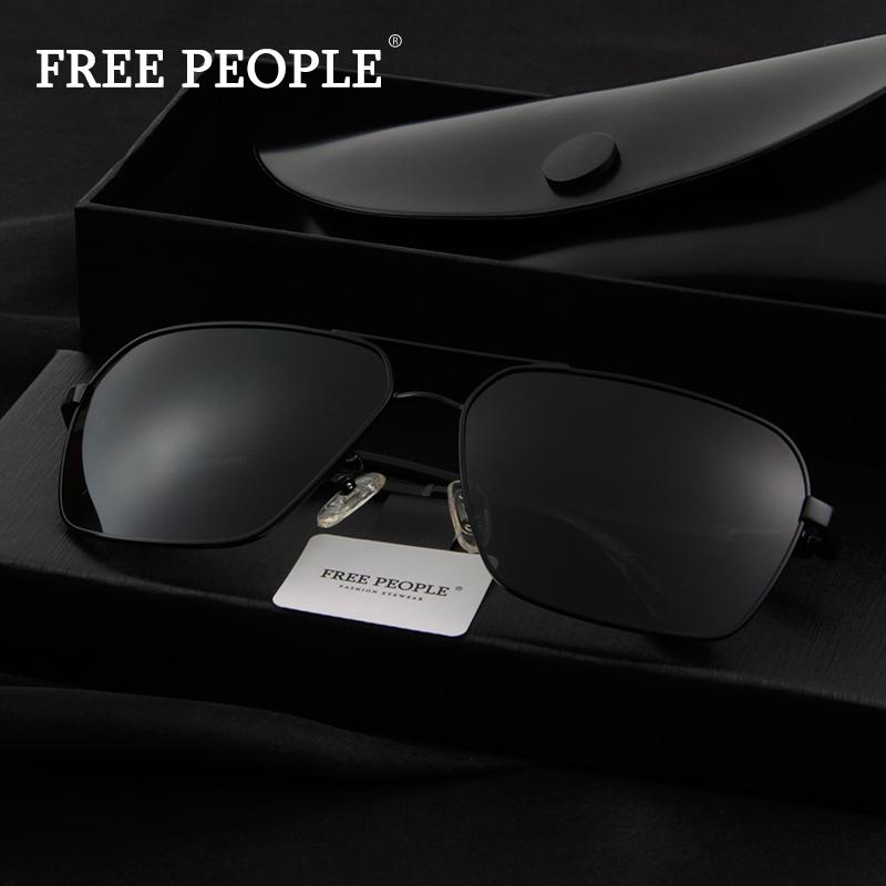 FREE PEOPLE男士偏光太阳镜遮阳镜防眩光司机镜91015