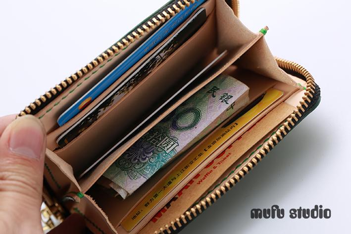 mufu studio 钱包 卡包|showbagnow