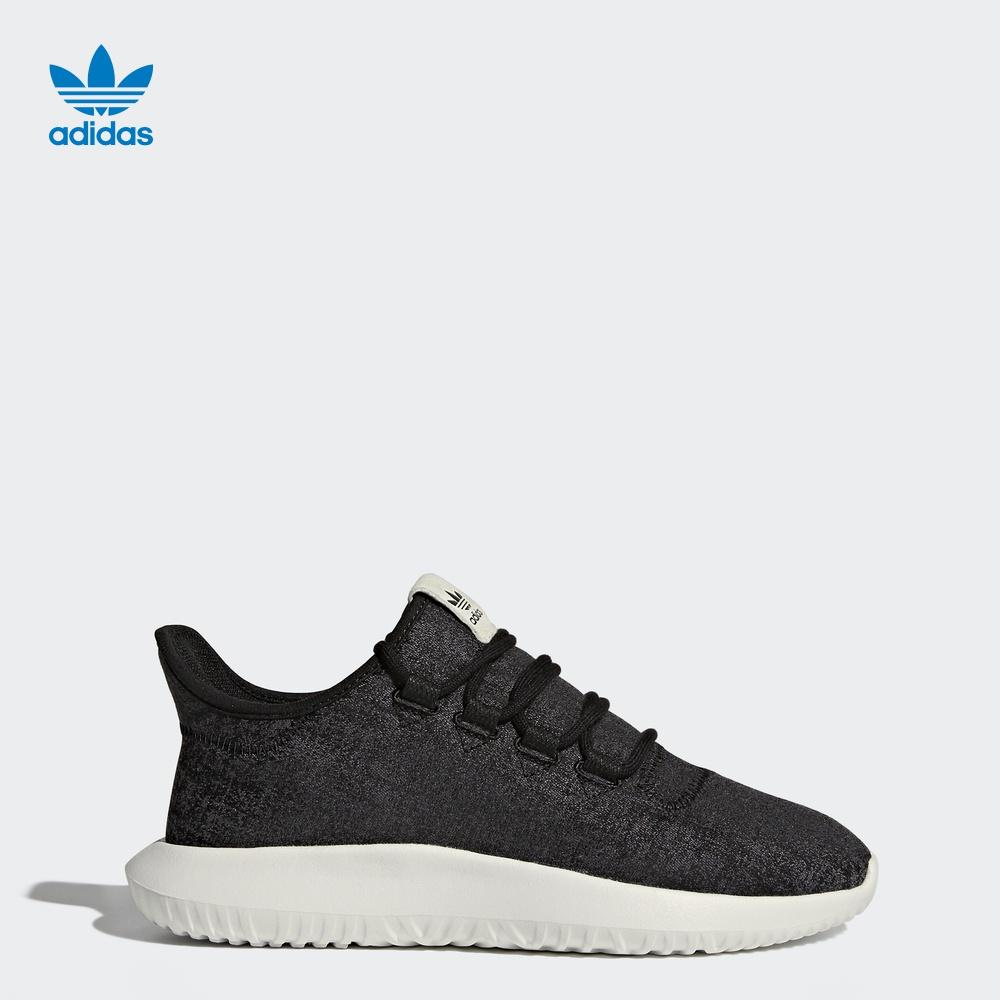 11日0点:adidas 阿迪达斯 Tubular Shadow BY2121 中性款休闲运动鞋