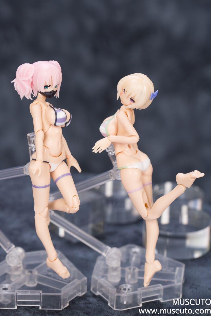 佈谷林~*模型超市*機娘 女神裝置 朱羅 新規 泳裝 泳衣 VOL.2 樹脂GK改件