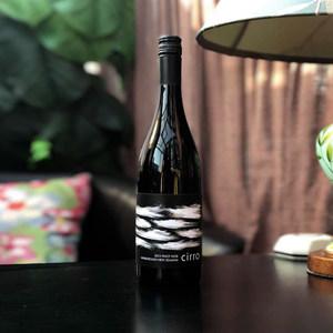 <span class=H>新西兰</span>原瓶进口红酒 <span class=H>卷云</span>Cirro 黑皮诺干红葡萄酒750ml