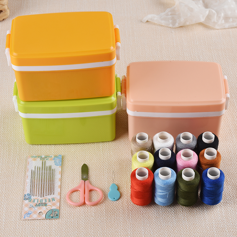 Simple Love Household Portable Sewing Kit Sewing Thread Sewing Kit
