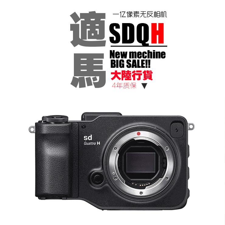 Caravan spot) Sigma Sigma High-Definition SDQH SDQ no anti-camera ...