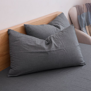 Special deal with a batch of washed cotton pillowcases