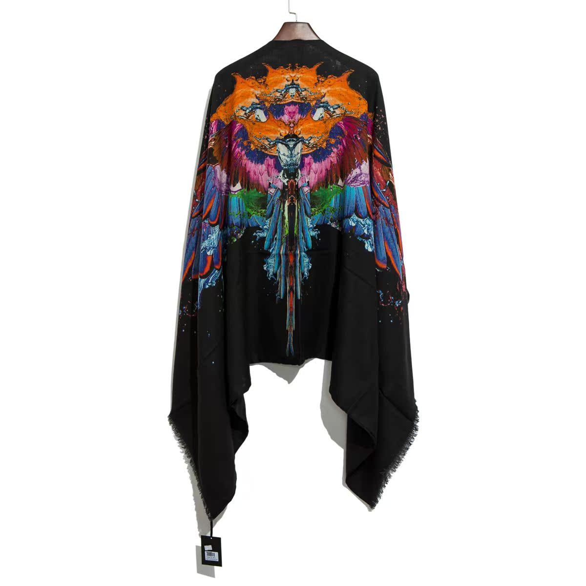 【Date19 тенденция 】мегабайт цвет падения крыло шерсть шаль шарф