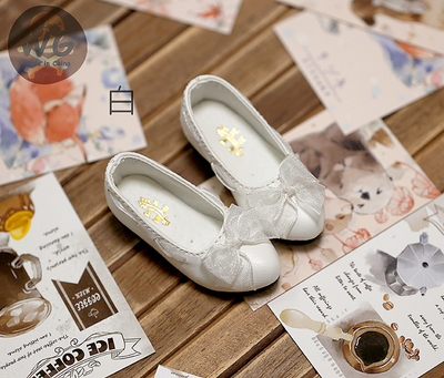 taobao agent Baby GUY bjd doll shoes sd1013 women's shoes dd mdd bow dream single shoes AS AE 3 points 4 points msd