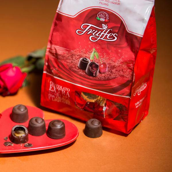 意大利进口 Truffles 德菲丝 樱桃酒心巧克力 700g盒装 天猫优惠券折后¥49包邮(¥69-20)